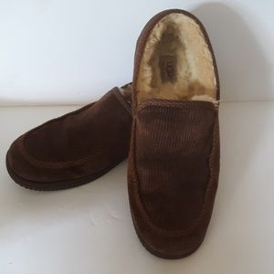 UGG MANS SLIPPERS